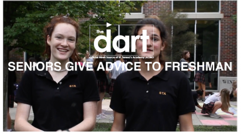 "DartTube: Seniors read ""letters to your future self"""