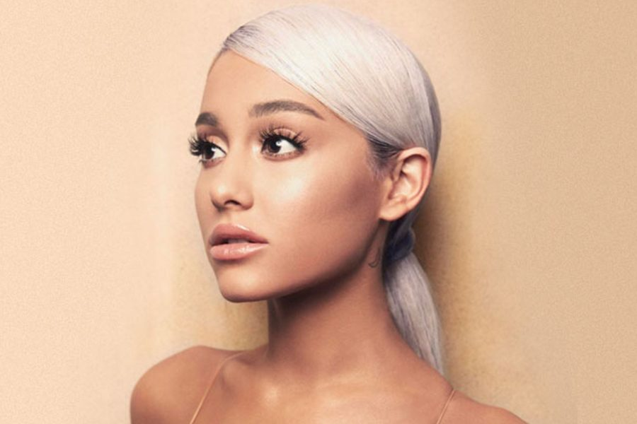 Ariana+Grande%27s+cover+for+her+album+%22Sweetener.%22+Her+new+album+was+released+Aug%2C+17.+
