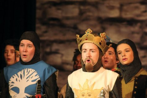 Dart Tube: Spamalot Cast Interview