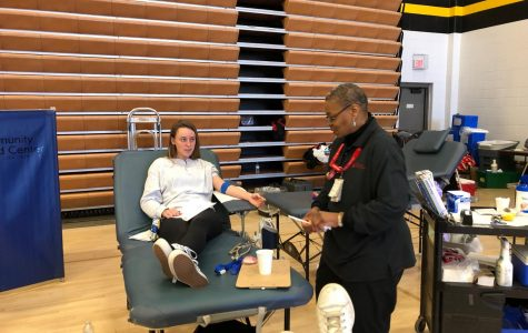 STA hosts annual blood drive