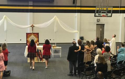 End of year mass celebrates Nan Bone