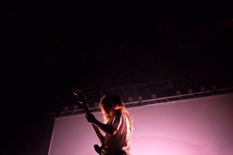 Claire+Cottrill%2C+who+uses+the+stage+name+%22Clairo%2C%22+performs+at+the+Uptown+Theater+