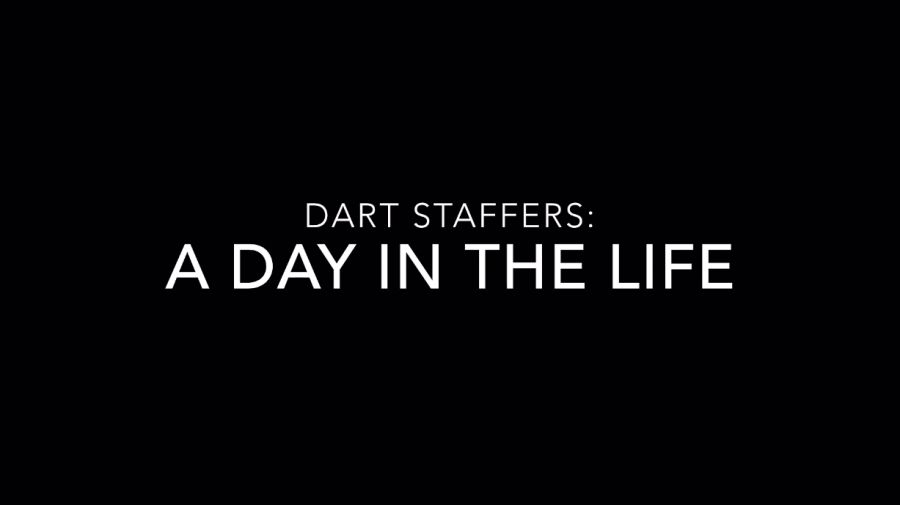 Dart staffers: a day in the life