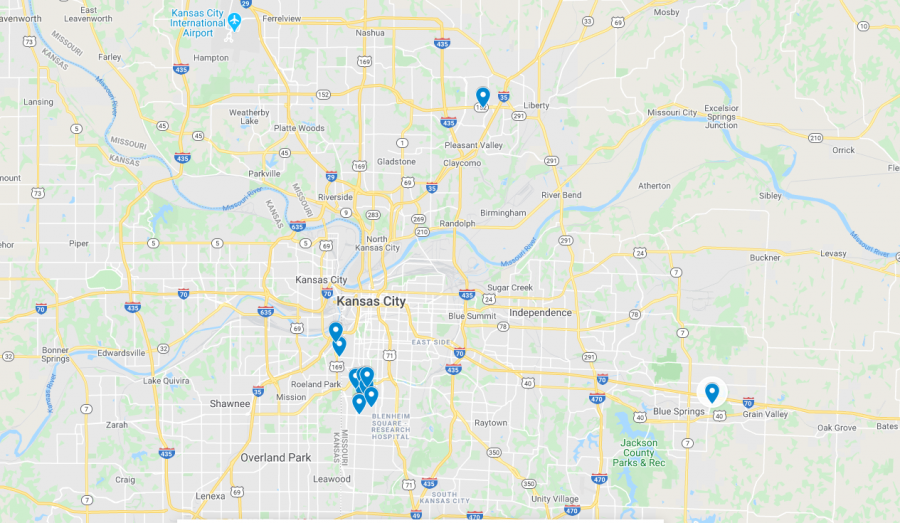 Interactive Map: Everything you need to know about Kansas City during COVID-19