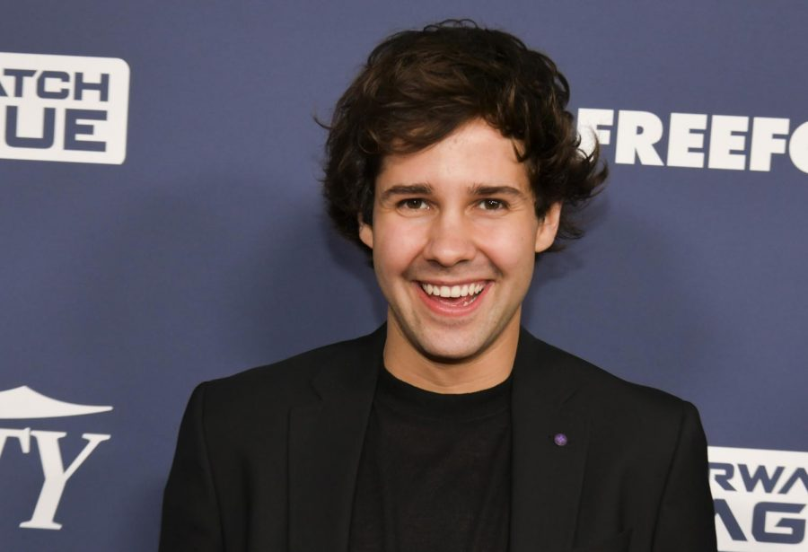 David Dobrik is a 24-year-old social media star who got his start off of the late app Vine. He is most-known for his short, comedic daily YouTube vlogs. photo courtesy of Tribune News Service