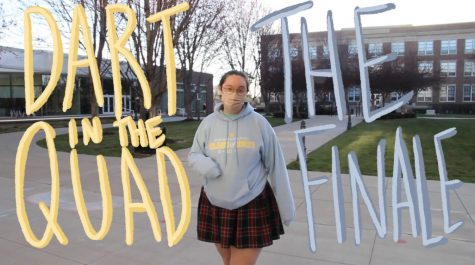 Dart in the Quad: The final episode