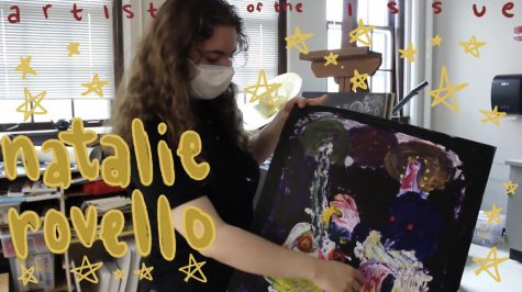 Artist of the Issue: Natalie Rovello
