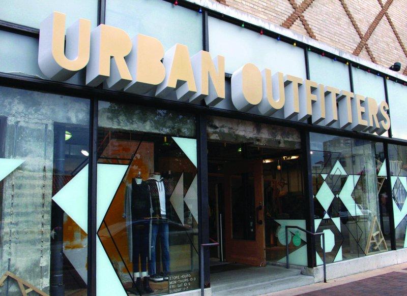 Urban Outrage