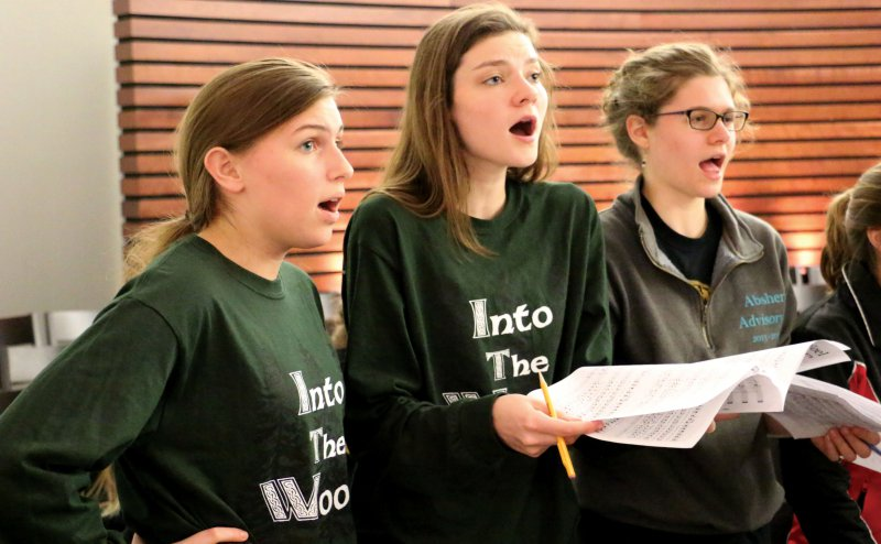 Students excel in KC Metro choirs